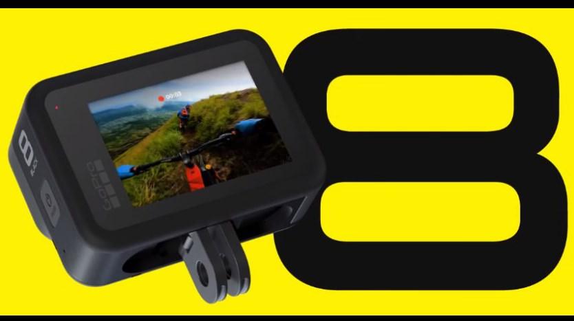 【GoPro HERO8登場】7から進化した6つのポイントを分かりやすく紹介する