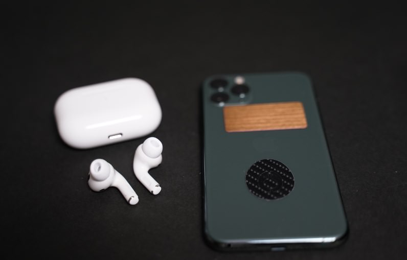 【Bluetooth】iPhoneとAirPods Proを連携させよう!