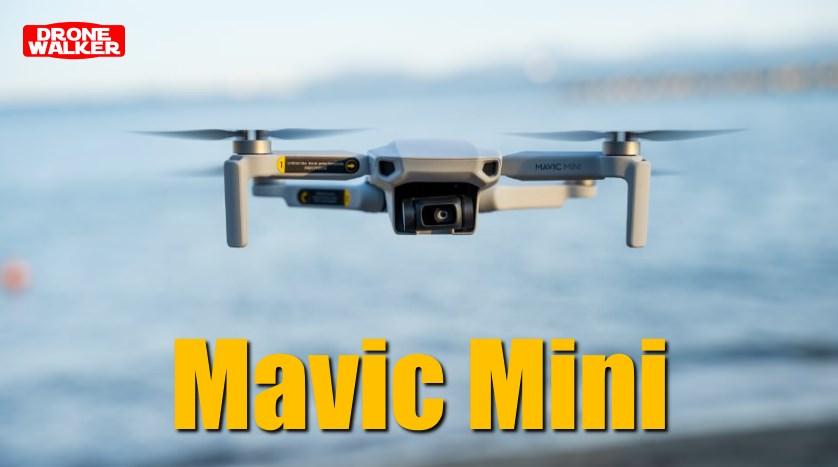 【先行レビュー】DJI199gの衝撃『Mavic Mini(マビックミニ)』完全攻略ガイド