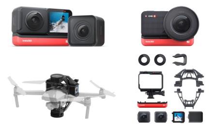【おすすめはどれ!?】2020年のアクションカメラはこの6つから選べ!