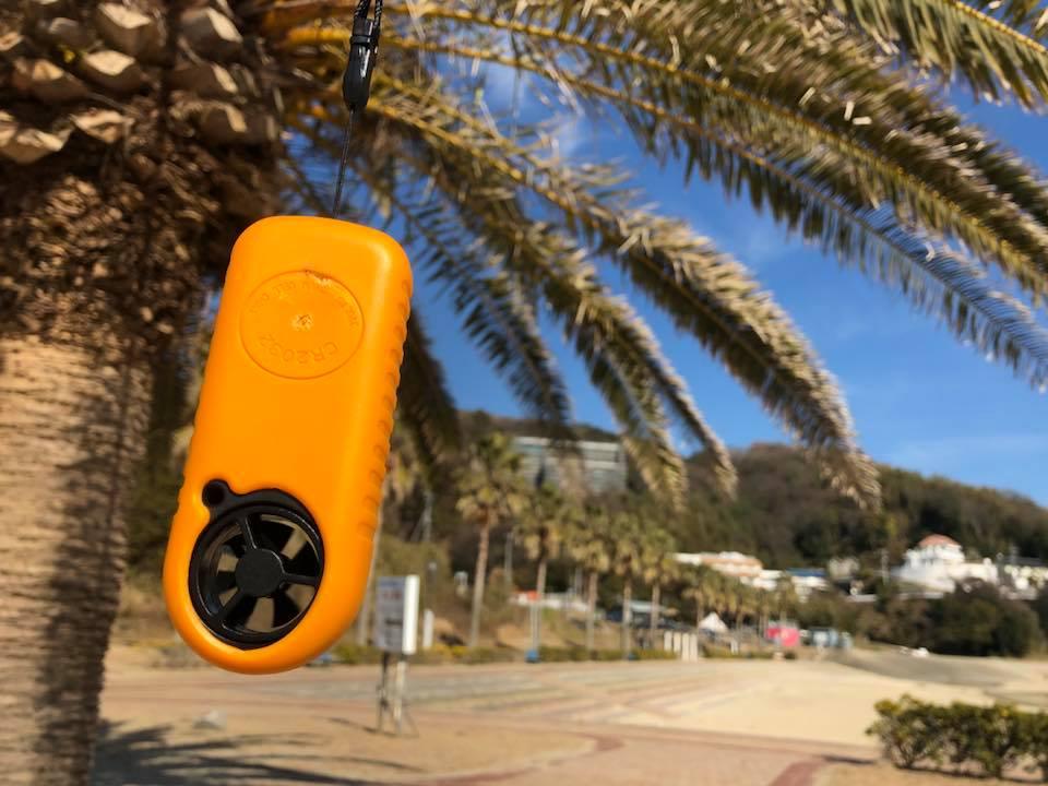 『Mavic Mini(マビックミニ)』を風速3~4m/sで上空100mから空撮!