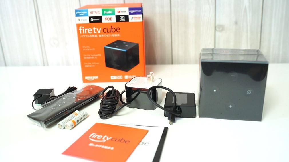 『Fire TV Cube』でできること!従来モデルと価格・性能の違いを比較してみた
