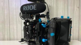 『RODE ロード VideoMic Pro+』コンデンサーマイクの使い方