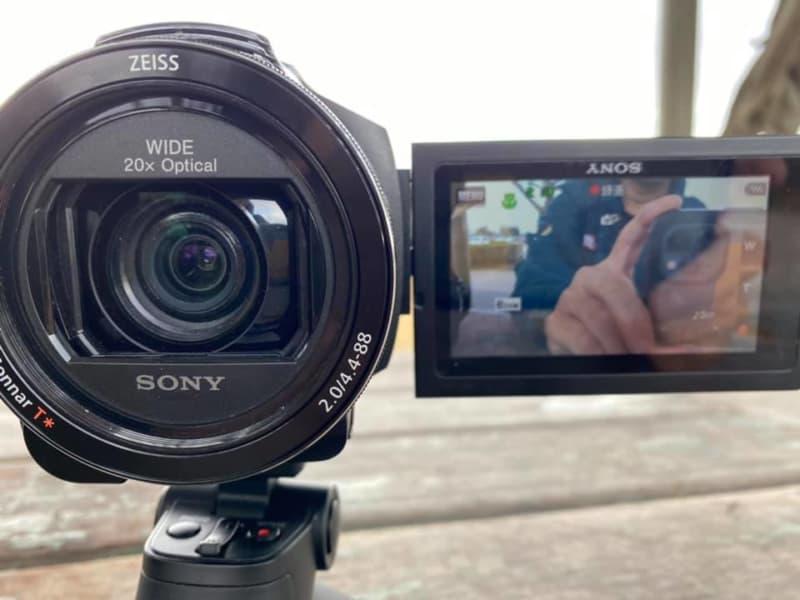 【ビデオカメラ】SONY 4K ビデオカメラ FDR-AX60徹底レビュー