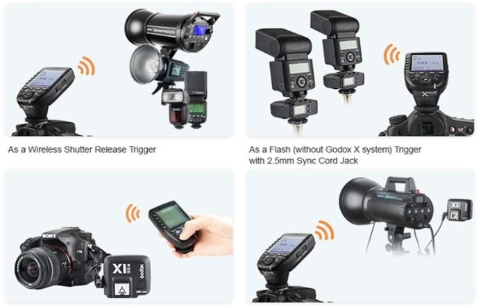 オフカメラライティングを楽にしてくれるアイテム「ワイヤレスフラッシュトリガー」