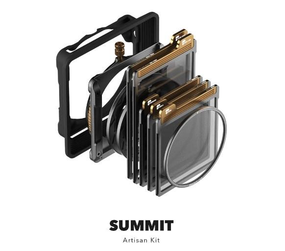 【PolarPro SUMMIT】『角形NDフィルター』のセッティング方法