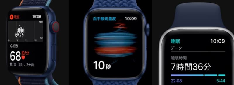 【Applewatch6登場】血中酸素濃度測定機能の有効な使い方