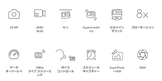 【自撮りできるアクションカム】「GoPro HERO9」の進化点を
