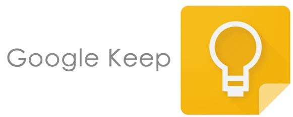 Google Keep:グーグルキープ
